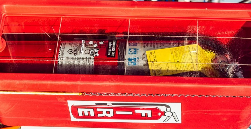 A and M Fire Services in Wigan Fire Extinguisher